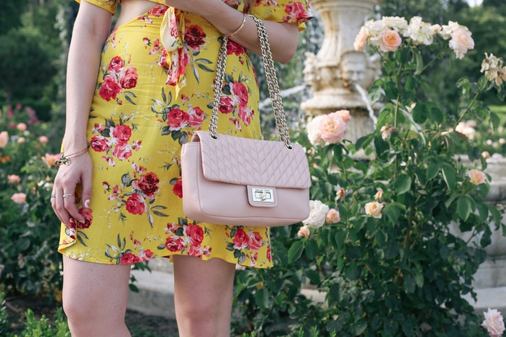 pink chanel flap bag dupe (1 of 1)