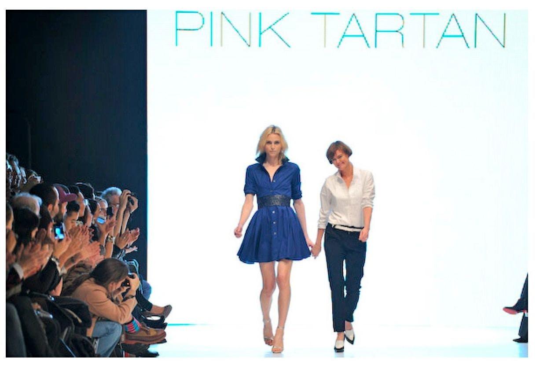 Pink Tartan S/S 2012