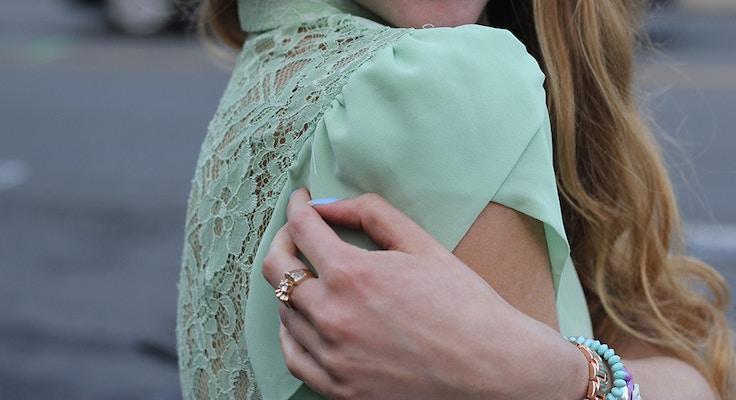 pistacchio sleeve