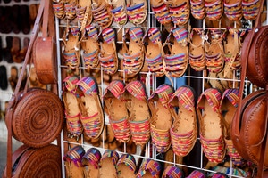 playa del carmen leather sandals purses