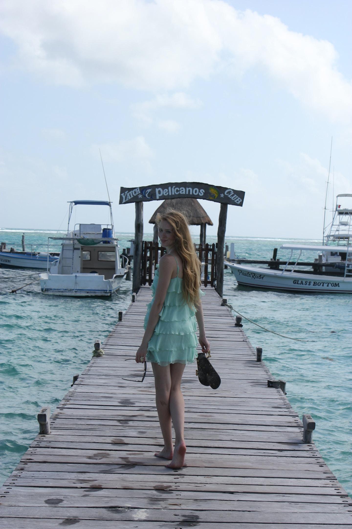A Trip to Puerto Morelos