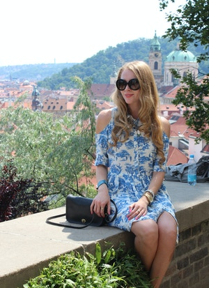prague castle topshop