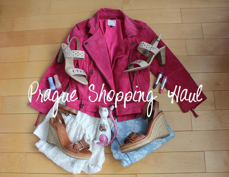 Prague shopping haul