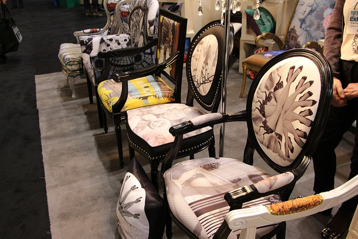 printed chair designs