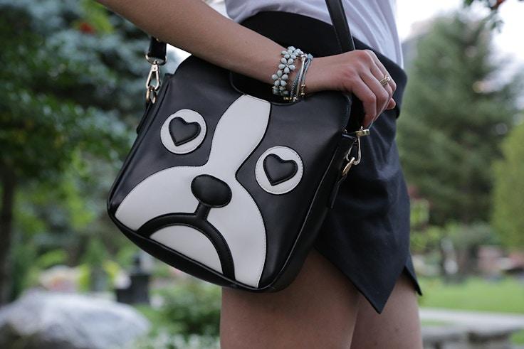 puppy bag
