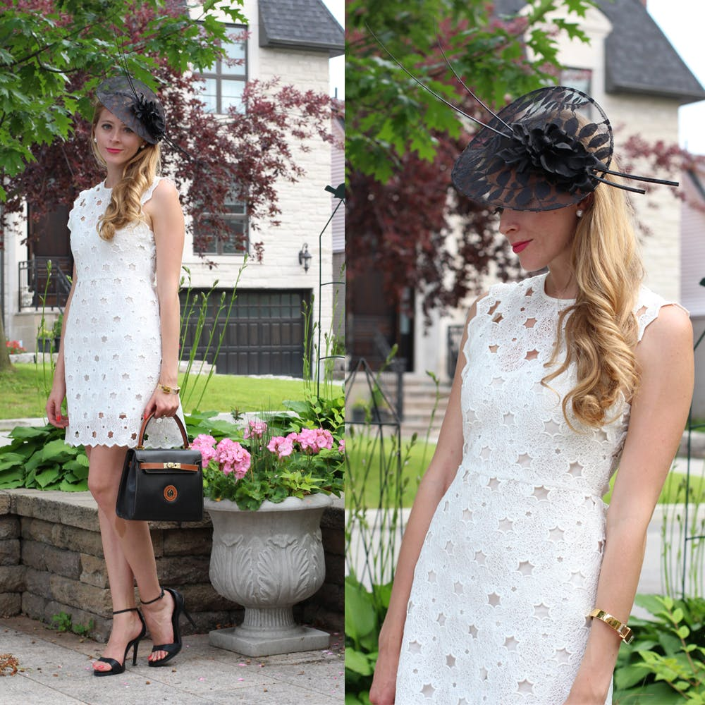 Queen's Plate fashion