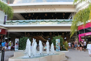 quinta alegria shopping mall pdc