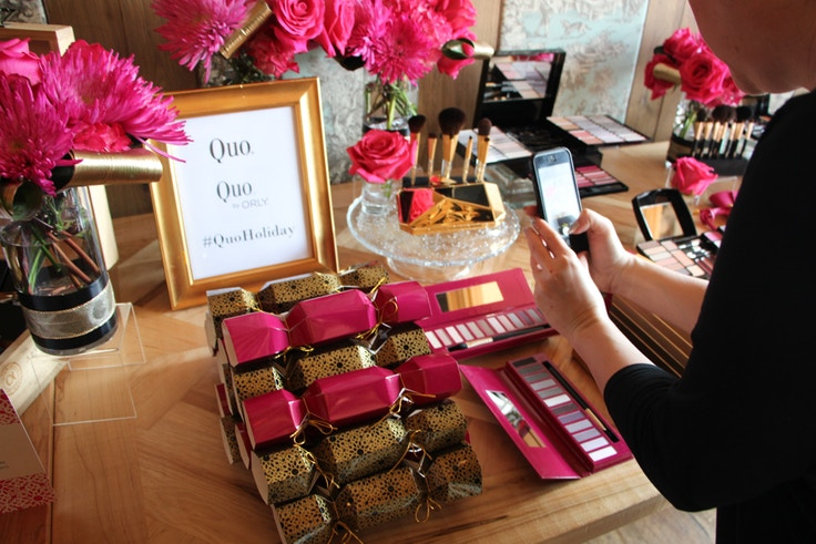 quo holiday makeup collection christmas crackers