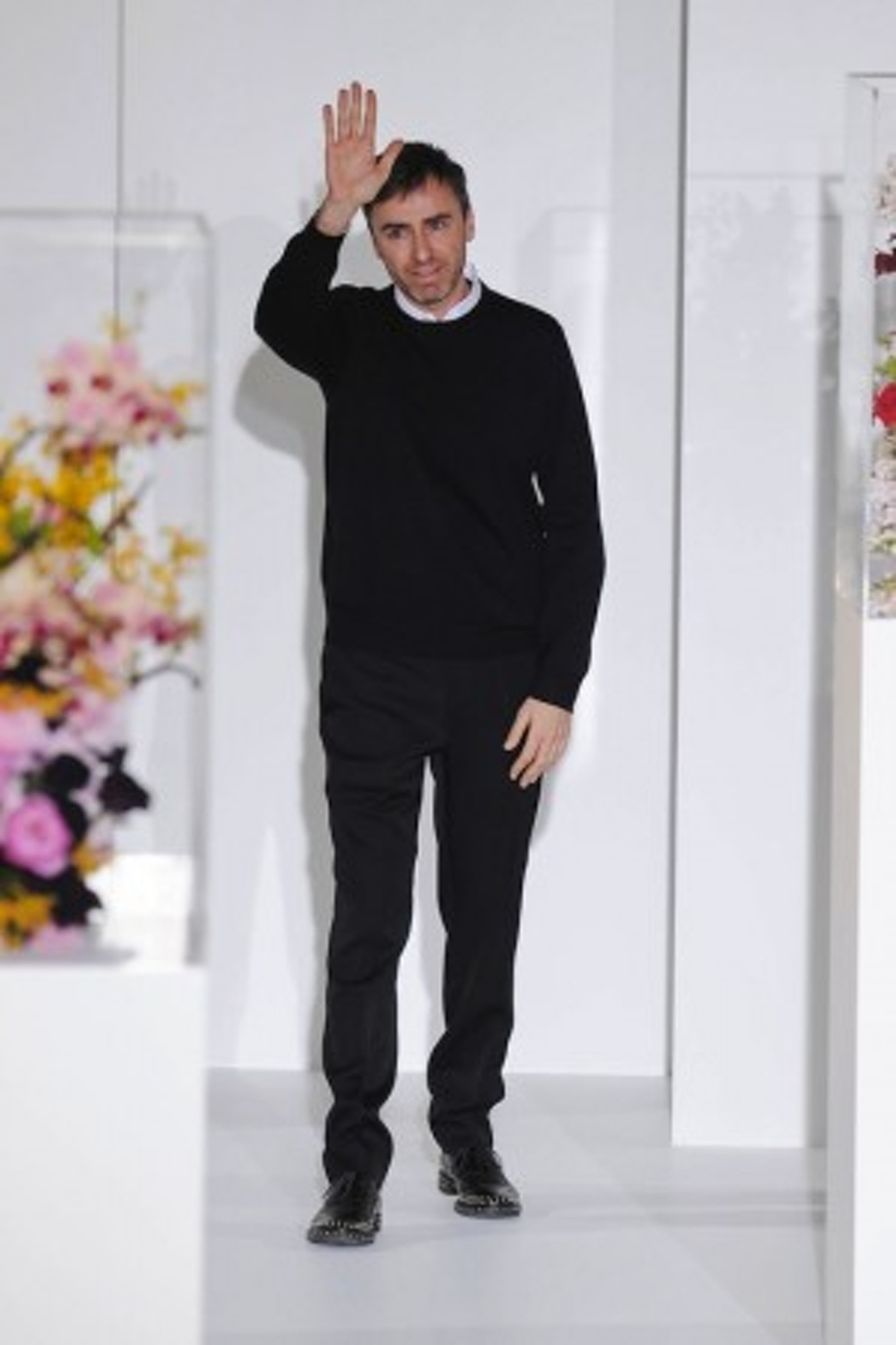 Raf Simons Named Creative Director of Dior