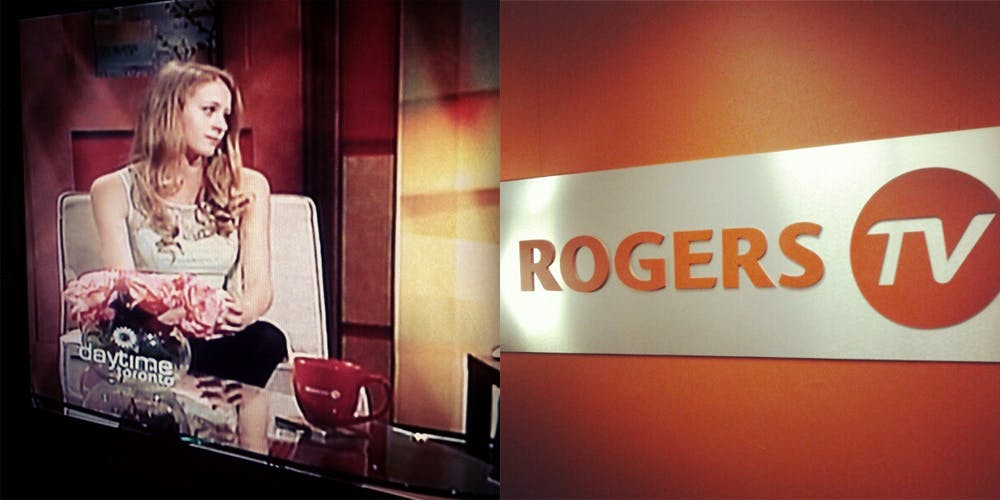 Tutus for Tots Interview with Rogers Daytime Toronto