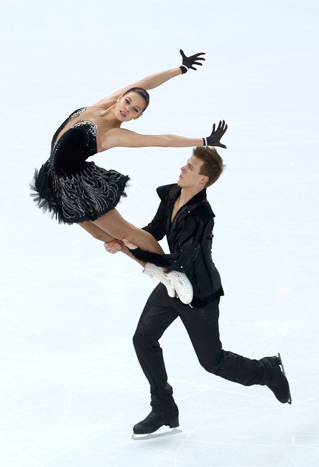 russian ice dance team