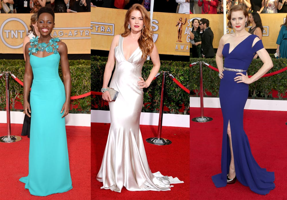 Best & Worst Dressed: 2014 SAG Awards