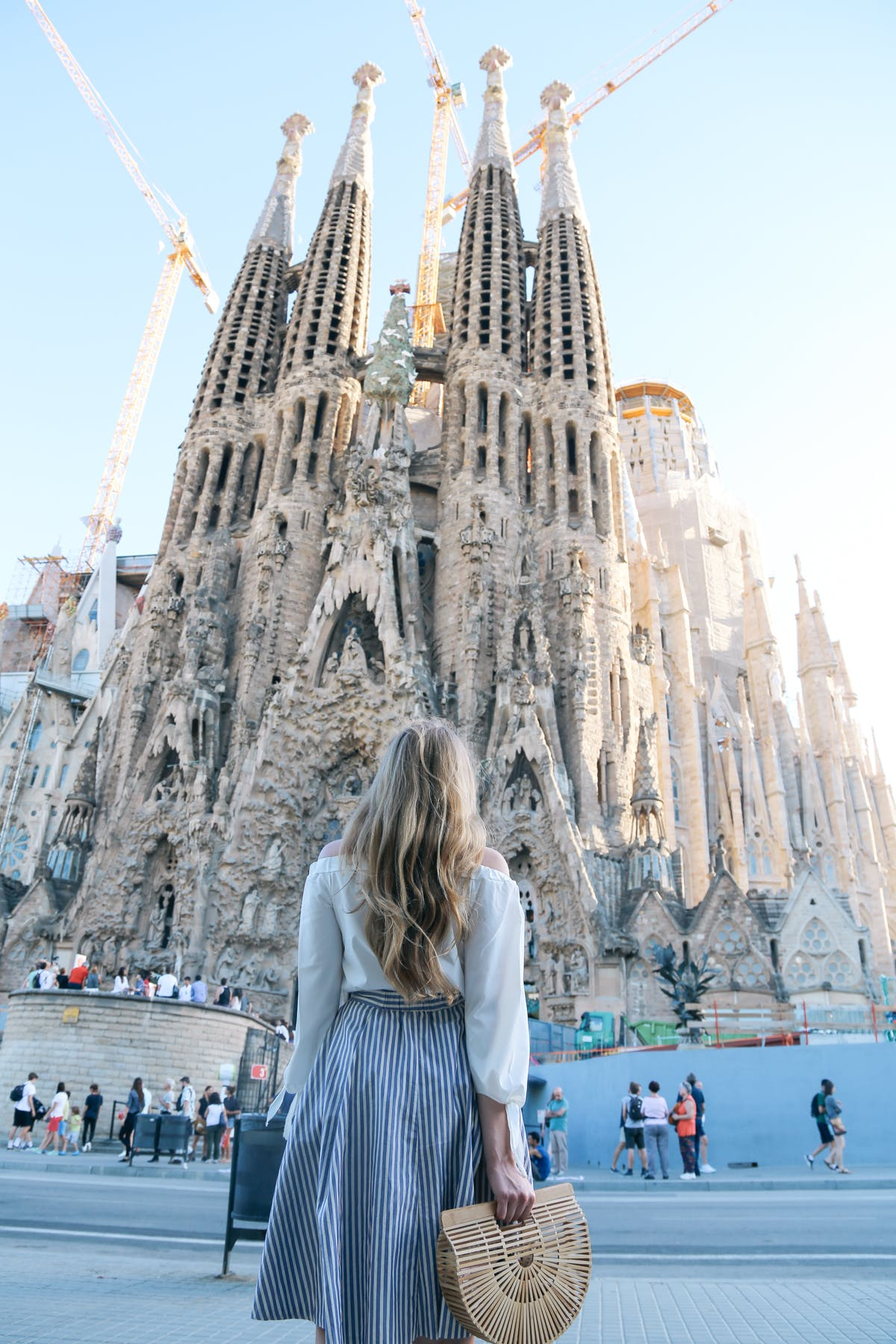 Sagrada Familia Travel Tips Dress Code