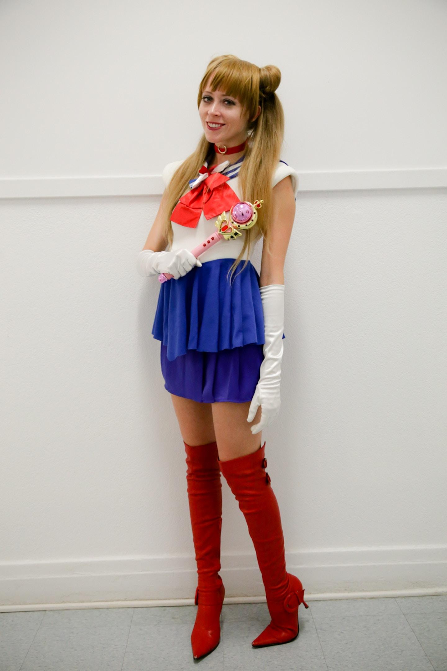 Sailor Moon Costume