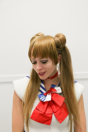 sailor moon hairstyle how to