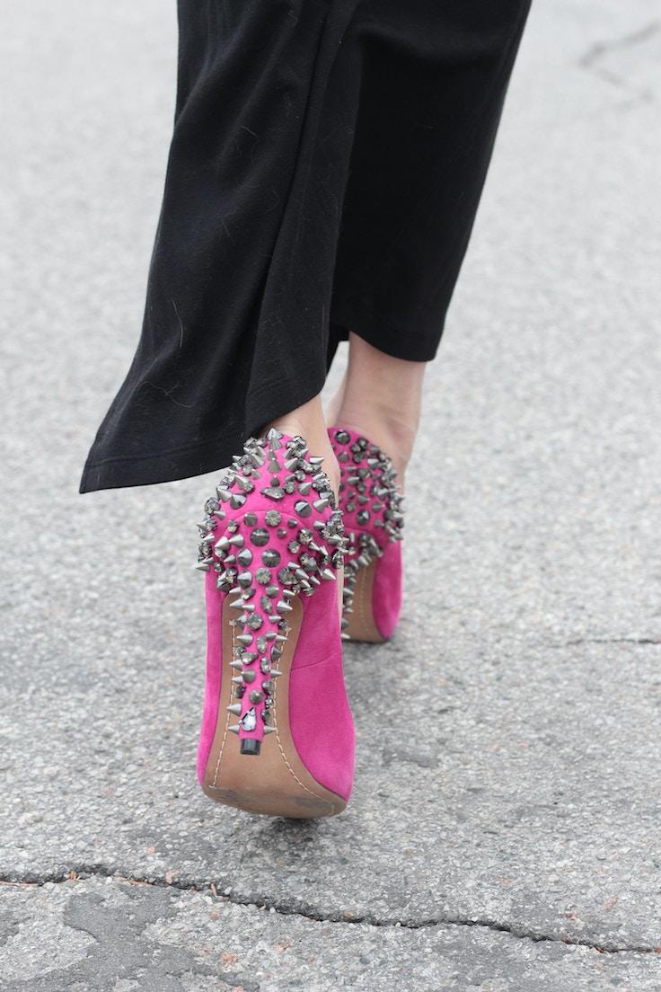 sam edelman hot pink lorissa shoes