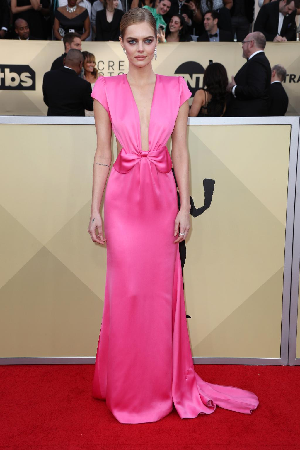 samara weaving 2018 sag awards