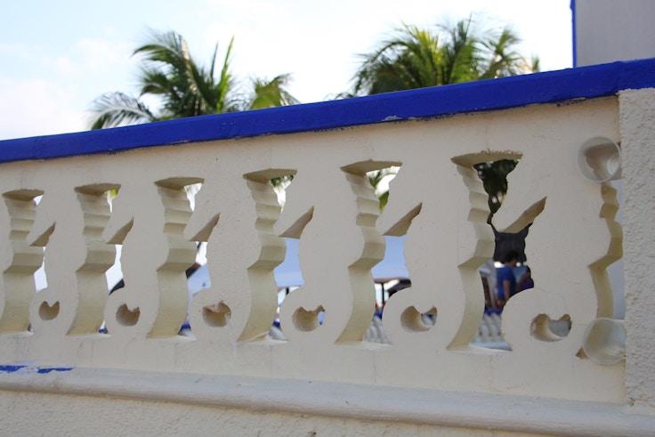 seahorse fence