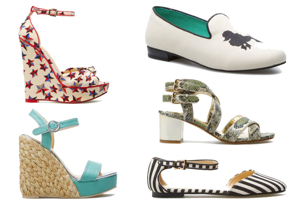 Summer shoe faves from ShoeDazzle