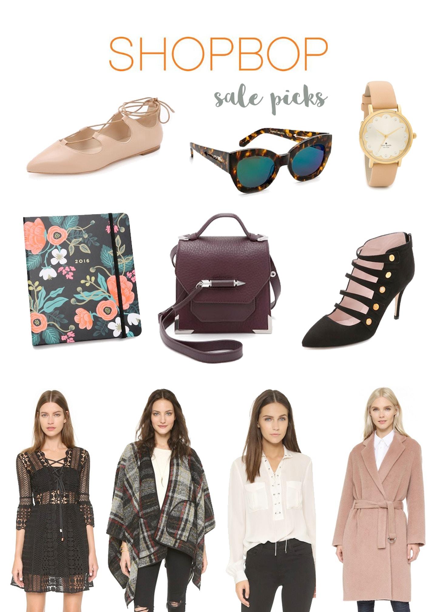 Shopbop Friends & Family Sale 2015 Picks