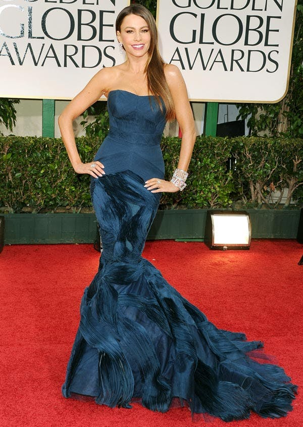 Best & Worst Dressed: 2012 Golden Globes