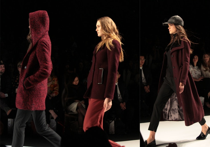 soia and kyo fall 2014 red coats