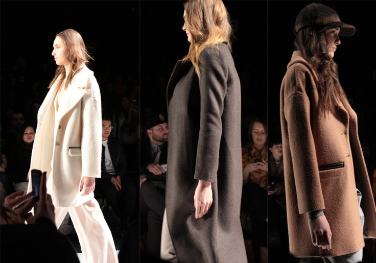 soia and kyo oversized coat fall 2014