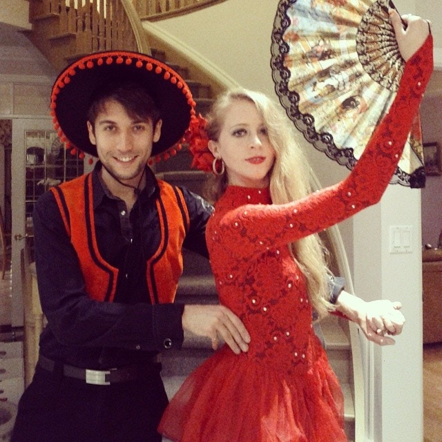 spanish halloween costume