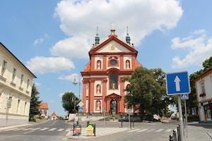 stara boleslav church