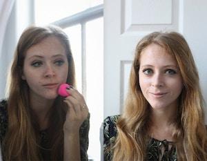 step 2 natural contour makeup fair skin