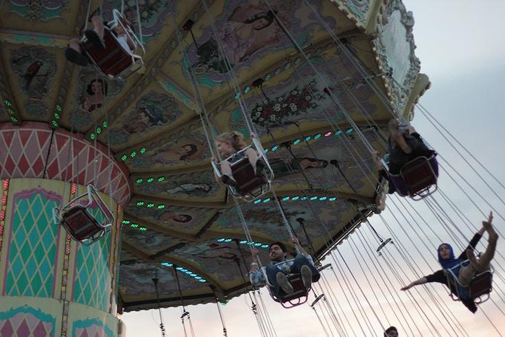 swings carousel