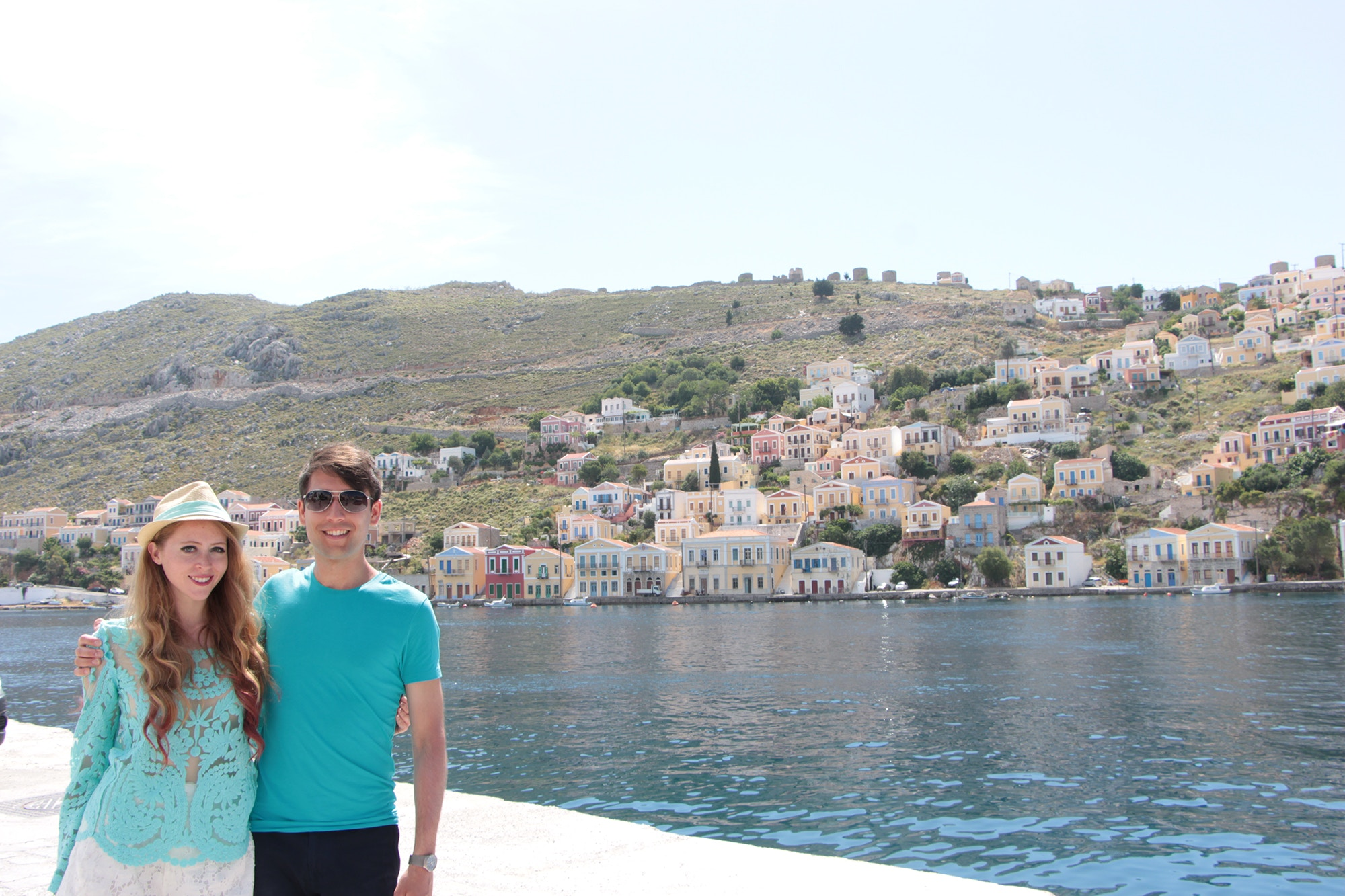 symi greece together