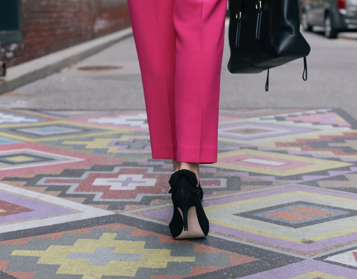 talbots pink suit (7 of 10)