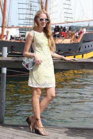 tall ship target dress