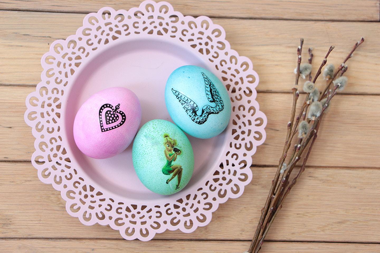 DIY: Easter egg decorating ideas