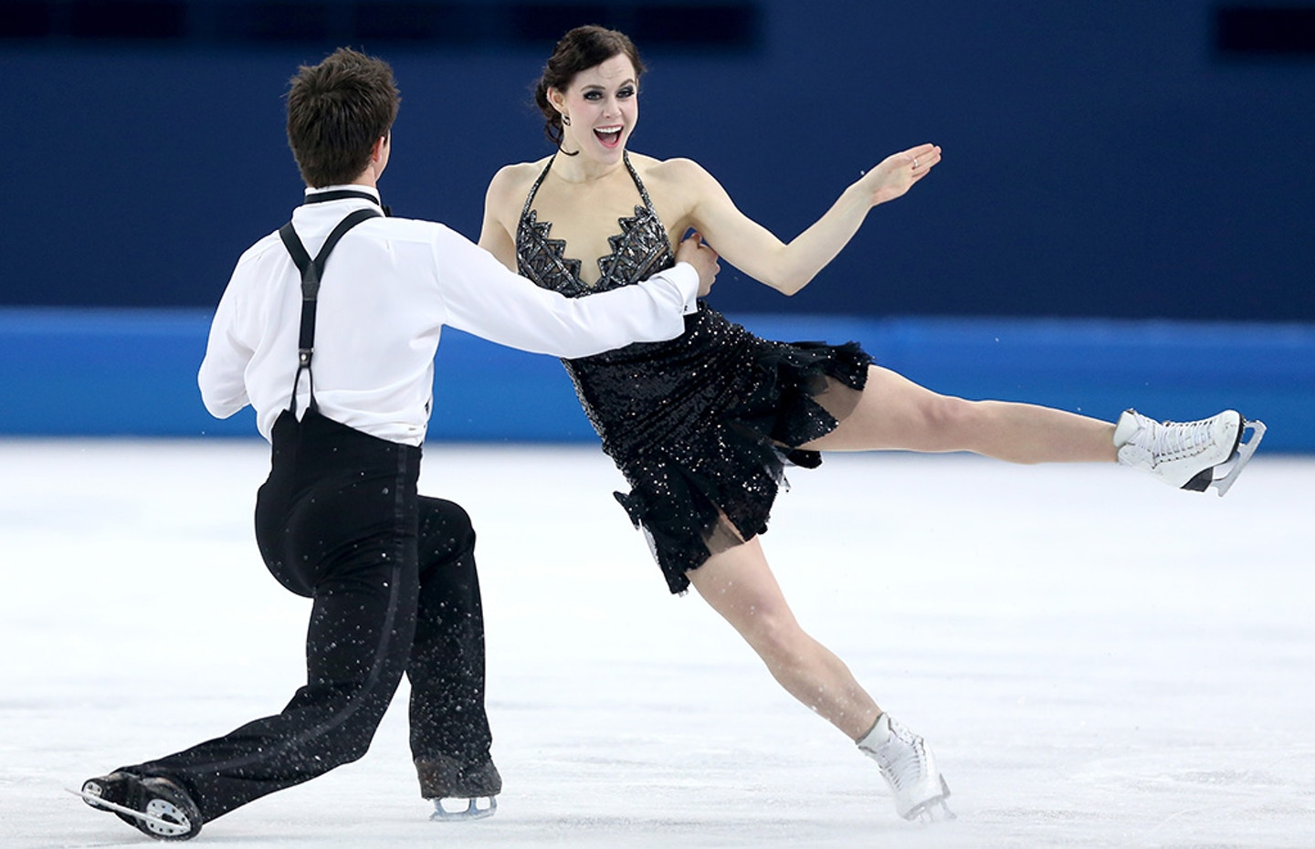 Best and Worst Dressed: Ice Dance at Sochi Olympics