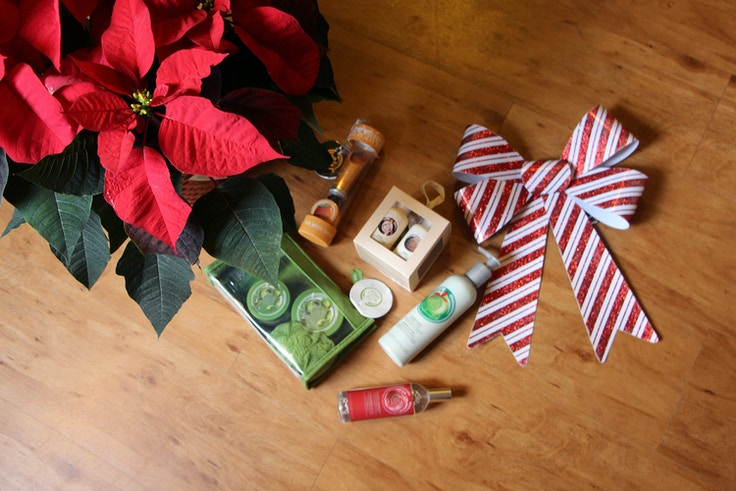the body shop holiday gift sets