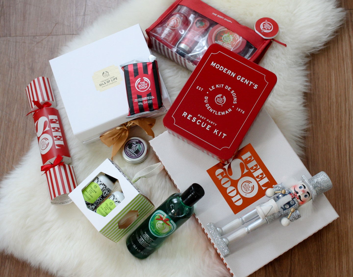 The Body Shop Holiday 2015 + Giveaway