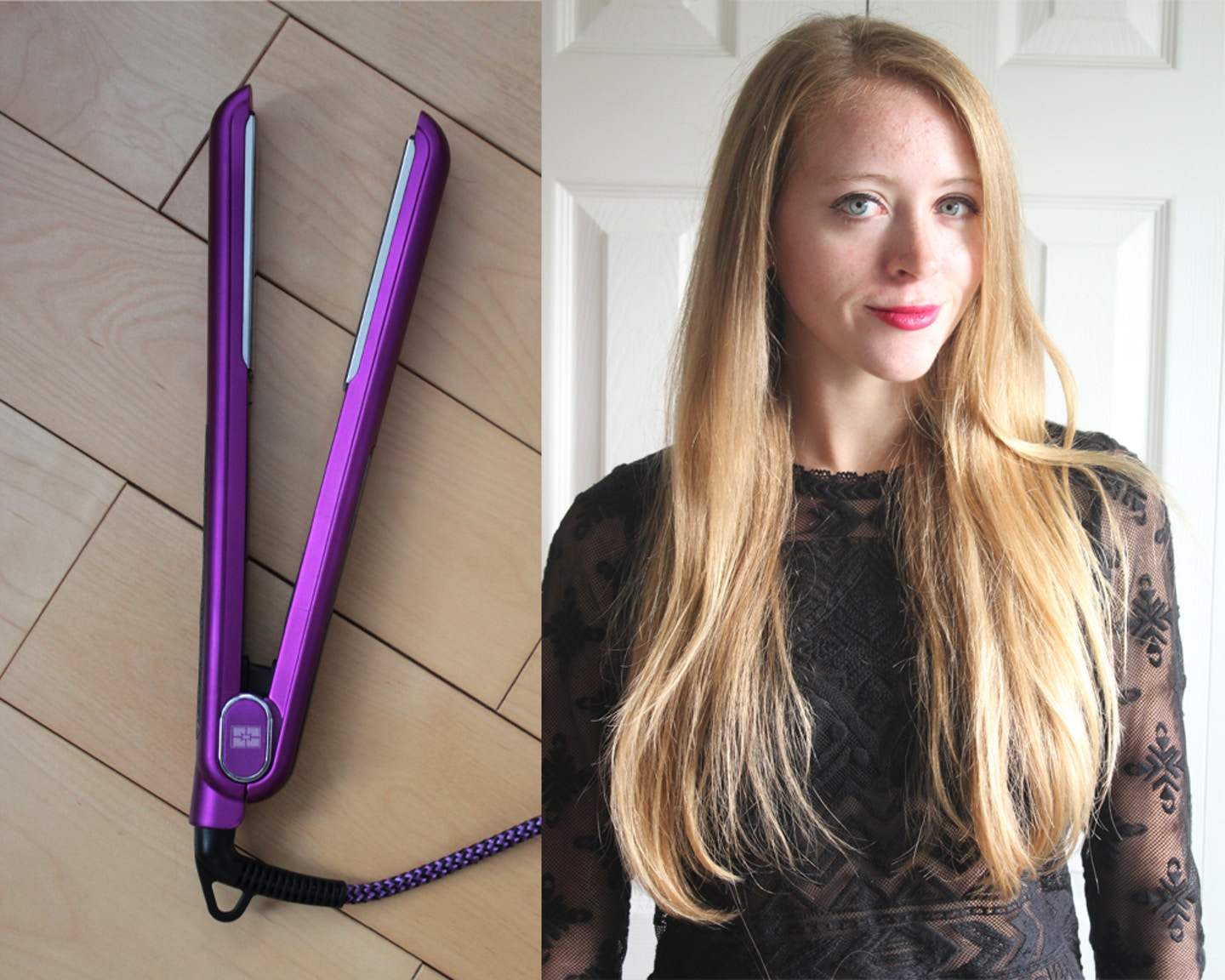 Review: Theorie's Saga Collection 1″ Touch Flat Iron