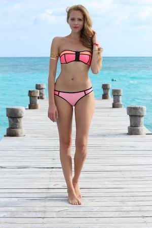 triangl lily bikini review