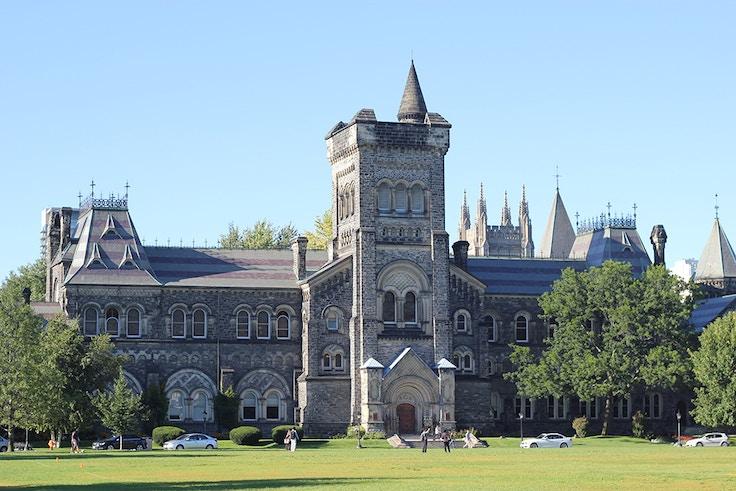 u of t university college
