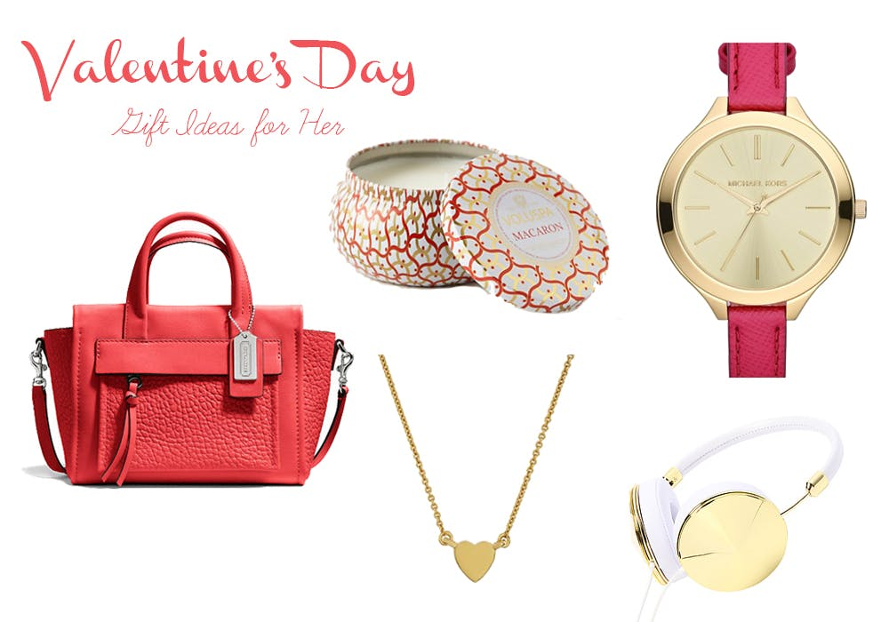 Valentine's Day Gift Ideas: For Her