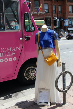vaughan mills fashion truck style pick