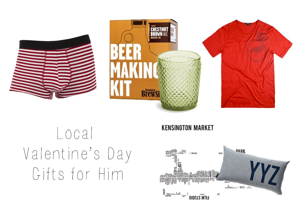 5 Local Toronto Valentine's Day Gift Ideas For Him