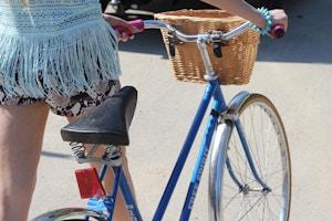 vintage free spirit bicycle