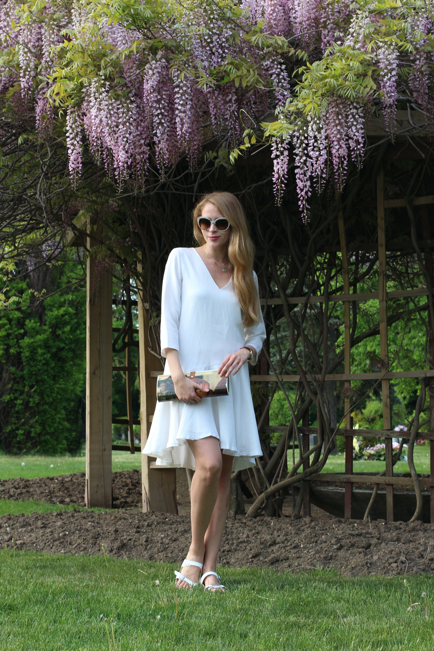 Memorial Day White outfit