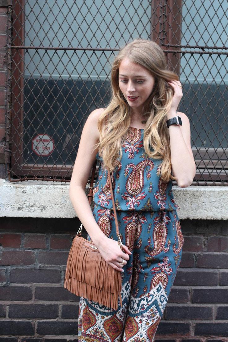 zara paisley jumpsuit (1 of 1)