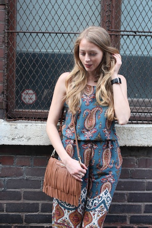 zara paisley jumpsuit (1 of 1)