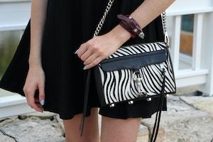 zebra rebecca minkoff mini mac