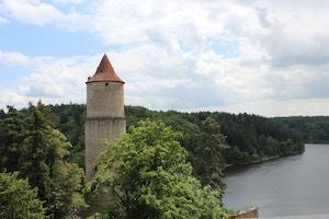 zvikov castle vista